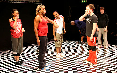 Theatre production of FIT